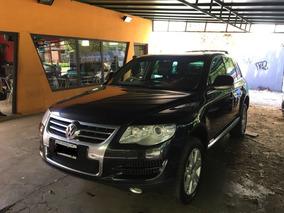 Volkswagen Touareg 4.2 V8 Premium Permutas/financiación