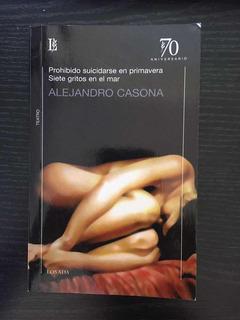 Prohibido Suicidarse En Primavera De Alejandro Casona