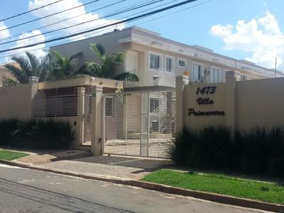 Casa Com 2 Dormitórios À Venda, 60 M² Por R$ 385.000 - Parque Taquaral - Campinas/sp - Ca6121