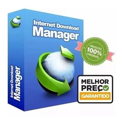 Internet Download Manager Ativador Permanente 100% Original