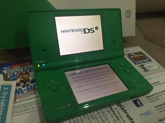 Nintendo Dsi Verde