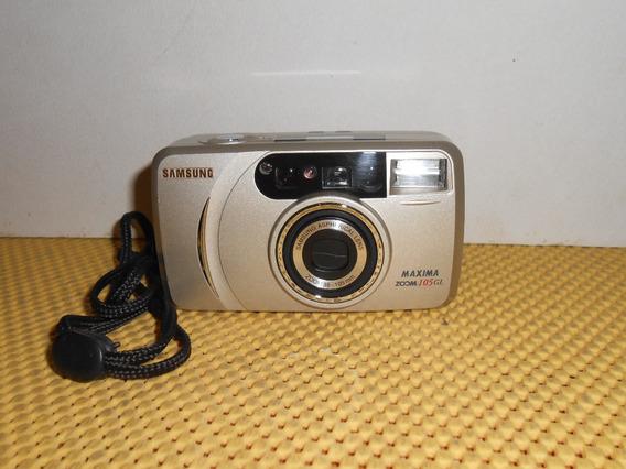 Camara Fotográfica Samsung Maxima Zoom 105gl (01)