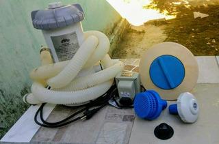 Bomba Filtrante Piscina Intex 3785 L/h 110v