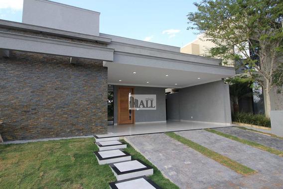 Casa À Venda Condomínio Parque Residencial Damha Vi Rio Preto - V6034