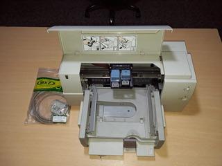 Impresora Hp Deskjet 692c. Solo P/ Repuesto.