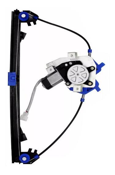 Maquina Vidro Eletrico Symbol 4 Pts Com Motor Diant Esquerda