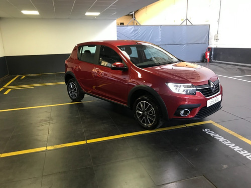 Renault Sandero 1.6 16v Intense(jcf)