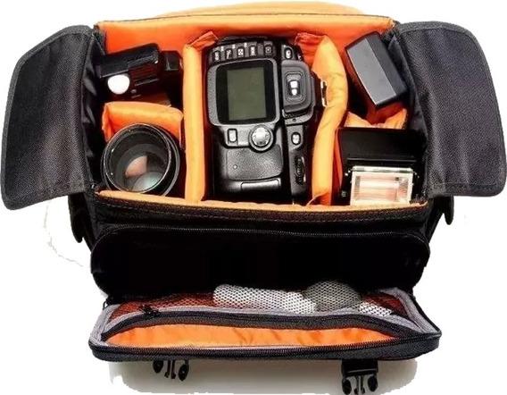 Bolsa Case Equip Fotog Oli West Nikon Canon Sonyfujifil