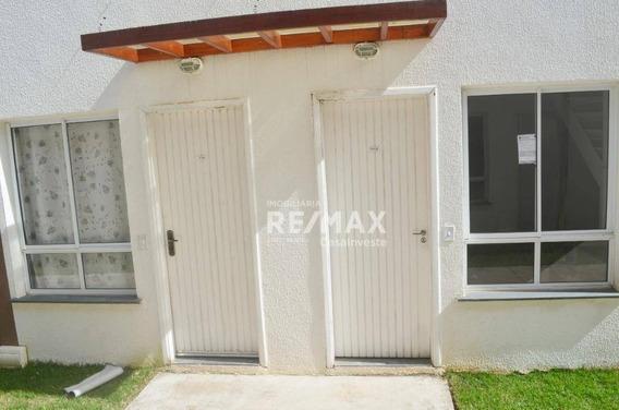 Sobrado Com 2 Dormitórios À Venda, 48 M² Por R$ 120.000,00 - Chácara Tropical (caucaia Do Alto) - Cotia/sp - So0109