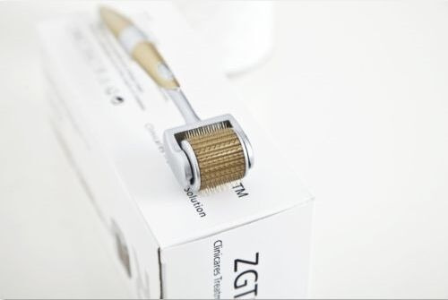 Microneedle Roller Skin Derma Roller Antiarrugas