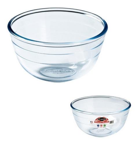 Imagen 1 de 2 de Bowl De Vidrio O' Cuisine - 0.5 L - Apto Microondas / Lauacu