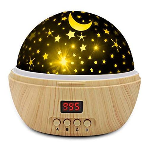 Proyector De Estrellas Luces Nocturnas Para Niños