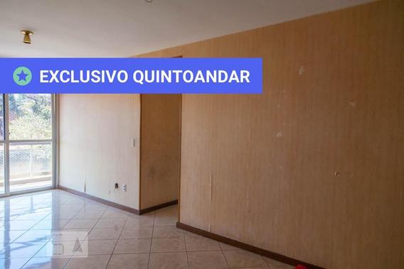 Apartamento No 3º Andar Com 3 Dormitórios E 1 Garagem - Id: 892972741 - 272741