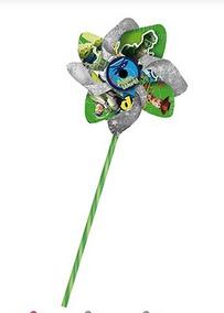 Brinquedo Canta-vento Toy Story Da Candide Kit Com 05 Peças
