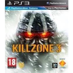 Jogo Killzone 3 Midia Fisica Ps 3