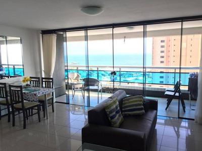 Apartamento Com 2 Suítes Para Alugar, 72 M² Por R$ 2.000/mês - Praia De Iracema - Fortaleza/ce - Ap1647