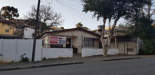 Terreno À Venda Com 375m² Por R$ 500.000,00 No Bairro Vista Alegre - Curitiba / Pr - 169