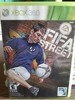 Fifa Street Original Físico Xbox360
