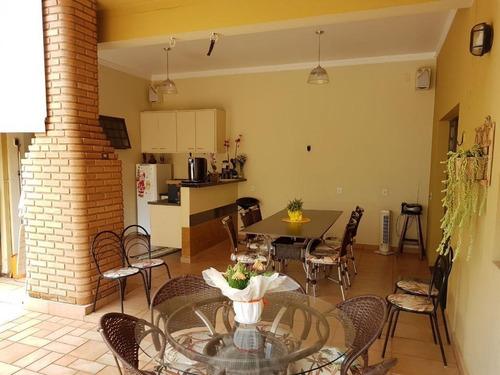 Imagem 1 de 30 de Casa Com 4 Dormitórios À Venda, 430 M² Por R$ 1.400.000,00 - Jardim América - Bauru/sp - Ca0110
