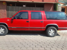Motor Y Trasmision Suburban 1998 (se Vende En Partes)