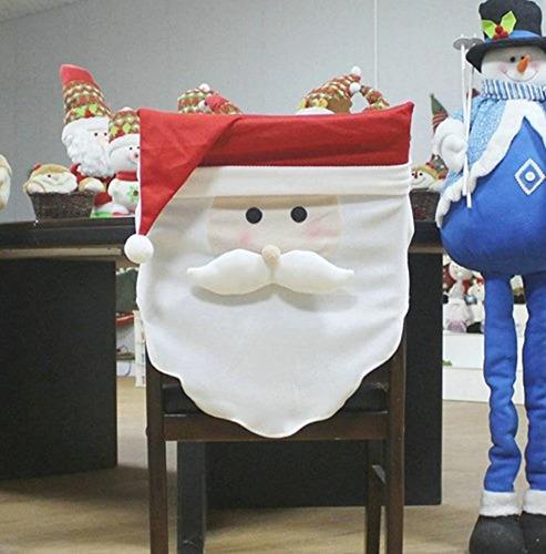 Imagen 1 de 7 de Decoración De Navidad Festiva Algodón Santa Claus