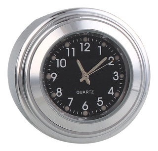 Reloj Impermeable Para Manubrio De Motocicleta.