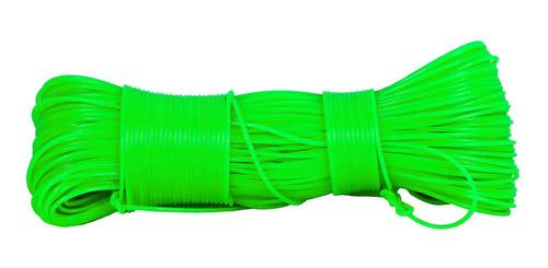 Plástico/hilo Acapulco Para Tejer Verde 8 Madejas