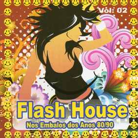 5000 Músicas Flash House Anos 80 90 (flash Back House Mix)