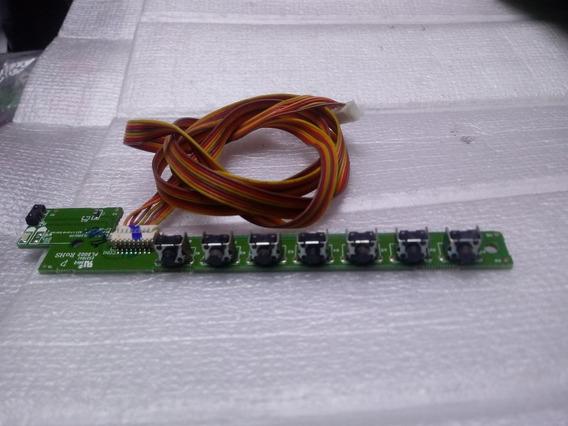 Teclado Sensor Remoto Tv Led Philco Ph40r86dsgw Led