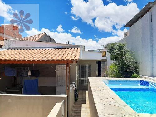 Imagem 1 de 15 de Casa Térrea Em Vila Sampaio  -  São Paulo - 5617