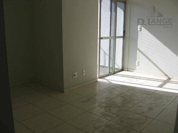 Apartamento Para Alugar, 50 M² Por R$ 550,00/mês - Centro - Campinas/sp - Ap11329