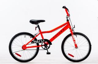 Bicicleta Futura Rodado Street Bmx 20 Freestyle Chicos 4142