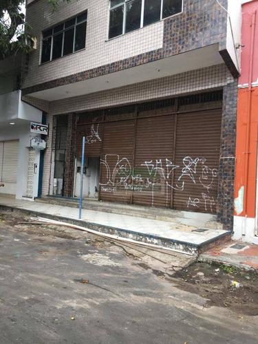 Loja Para Alugar, 437 M² Por R$ 5.000,00/mês - Centro - Manaus/am - Lo0213