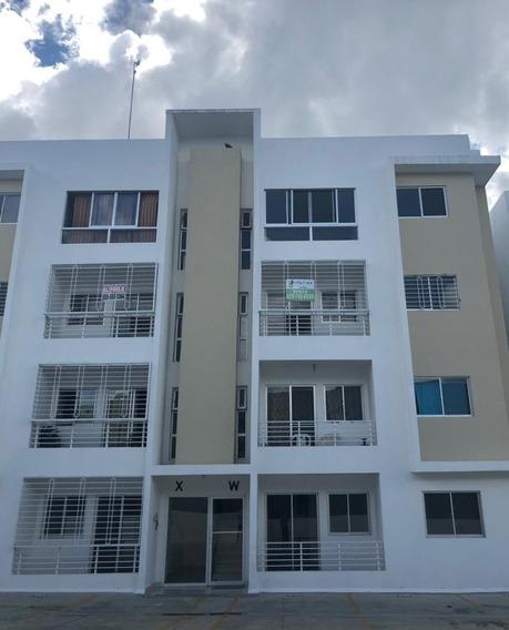 Apartamento En Renta En Residencial En Licey