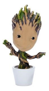Figura Baby Groot 4 8,5 Cm Metal Guardianes Marvel Jada