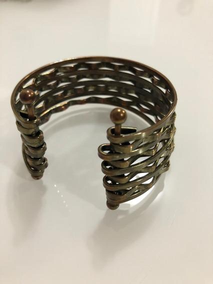 Bracelete Ouro Velho - Ajuste Manual