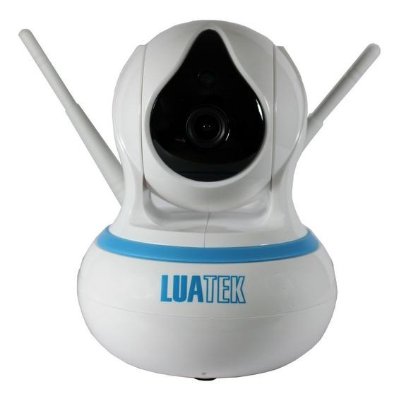 Camera Ip Robo P2p Visão Noturna Wireless Wifi Sem Fio 720hd