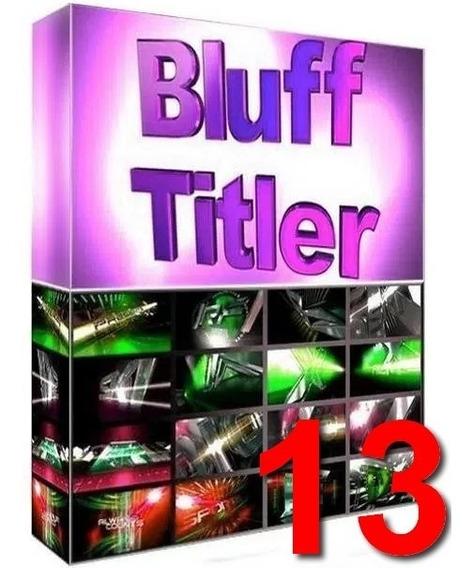 Bluff Titler 13 + 23 Volumes De Bixpack