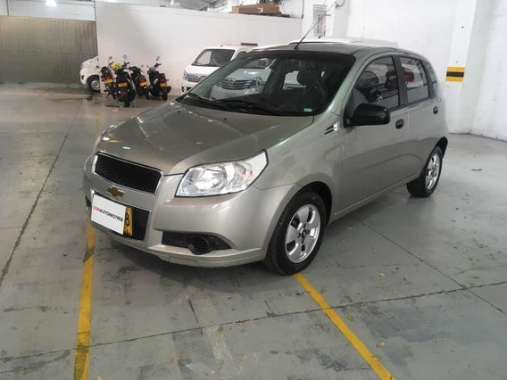 Chevrolet Aveo Emotion Ls Mecánico