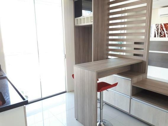 Studio Com 1 Dormitório Para Alugar, 36 M² - Vila Augusta - Guarulhos/sp - St0009