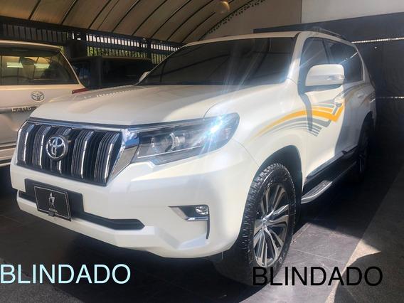 Toyota Prado Txl Blindada Nivel 3