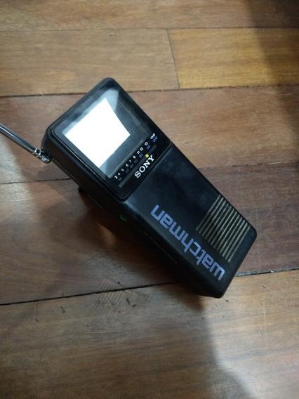Sony Watchman Fd-2a Raridade