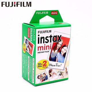 Instax Mini Fujifilm - Película Instantánea - 20 Fotos