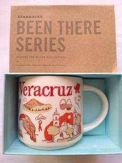 Taza Starbucks City Mug Veracruz Mexico Been There Global 19