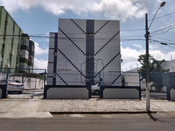 Apartamento Com 3 Dormitórios À Venda, 87 M² Por R$ 135.000 - Lagoa Nova - Natal/rnv0830 - Ap0434