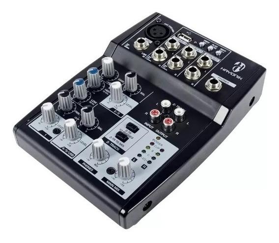 Mixer Hayonik Hmx-105 5 Canais