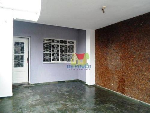 Imagem 1 de 21 de Sobrado À Venda, 110 M² Por R$ 532.000,00 - Tatuapé - São Paulo/sp - So0427