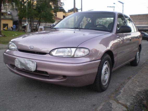Vendo - Troco - Hyundai Accent Glsr 1995 - Mecânico