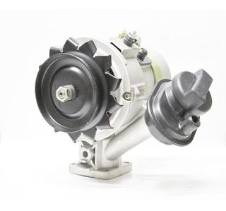 Kit Conversion De Generador A Alternador Volkswagen Vw Vocho Sedan Brasilia Combi Safari 1600 Completo 55 Amp 12v