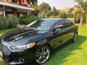 Ford Fusion 2.0 Titanium Plus Mt